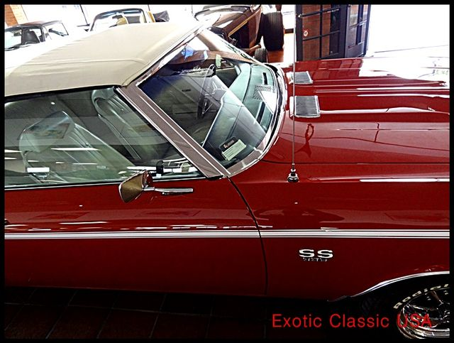 1969 Chevrolet Chevelle  SS 396 CONVERTIBLE CLONE San Diego, California 8