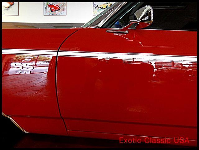 1969 Chevrolet Chevelle  SS 396 CONVERTIBLE CLONE San Diego, California 13