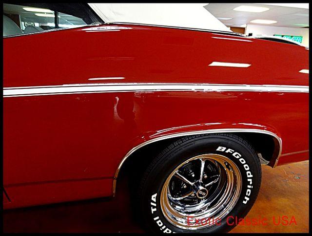 1969 Chevrolet Chevelle  SS 396 CONVERTIBLE CLONE San Diego, California 15