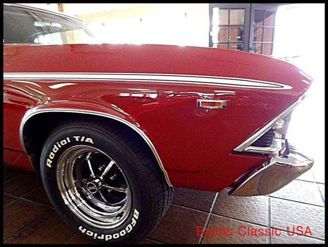 1969 Chevrolet Chevelle  SS 396 CONVERTIBLE CLONE San Diego, California 21