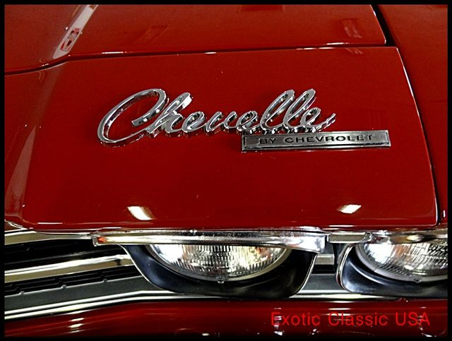 1969 Chevrolet Chevelle  SS 396 CONVERTIBLE CLONE San Diego, California 24