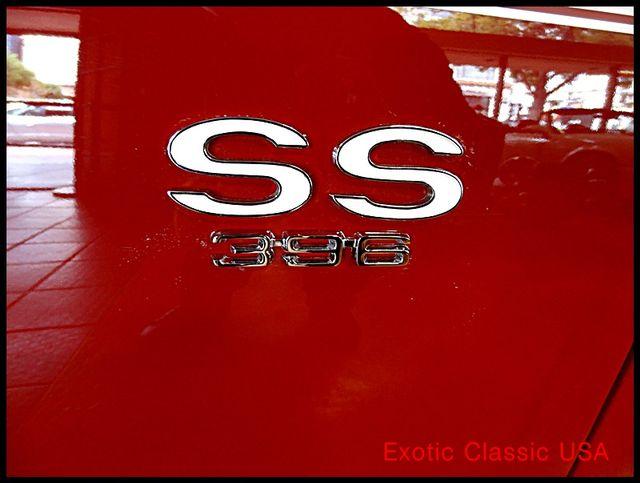 1969 Chevrolet Chevelle  SS 396 CONVERTIBLE CLONE San Diego, California 25