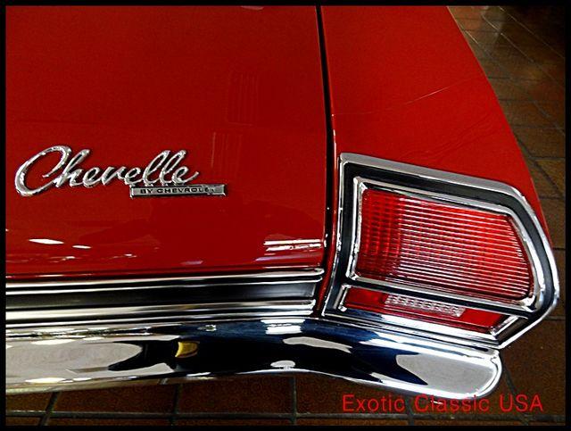 1969 Chevrolet Chevelle  SS 396 CONVERTIBLE CLONE San Diego, California 26