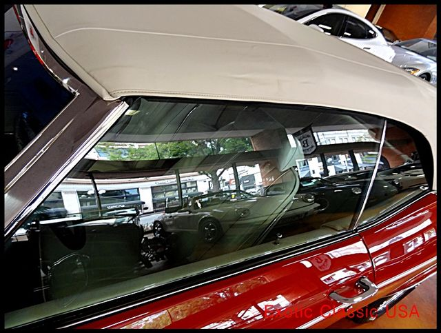 1969 Chevrolet Chevelle  SS 396 CONVERTIBLE CLONE San Diego, California 32