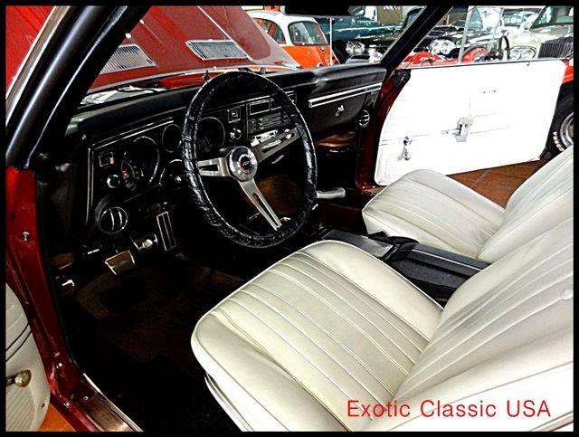 1969 Chevrolet Chevelle  SS 396 CONVERTIBLE CLONE San Diego, California 65