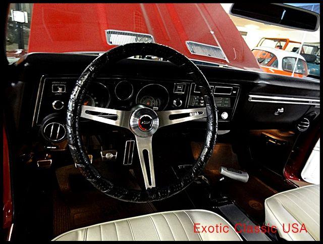 1969 Chevrolet Chevelle  SS 396 CONVERTIBLE CLONE San Diego, California 68