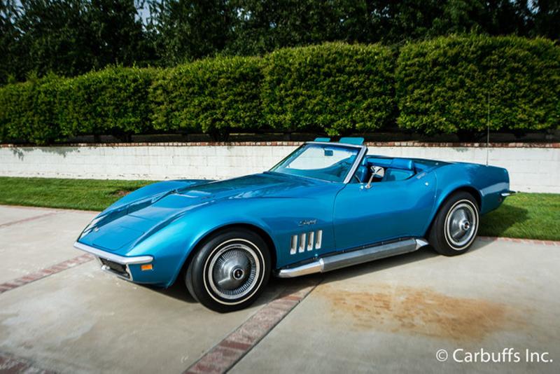 1969 Chevrolet Corvette Roadster | Concord, CA | Carbuffs