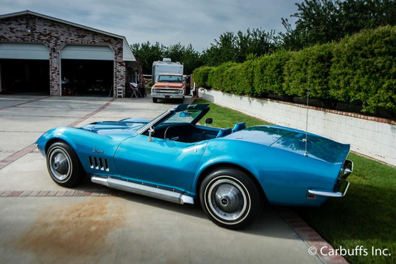 1969 Chevrolet Corvette Roadster | Concord, CA | Carbuffs in Concord, CA