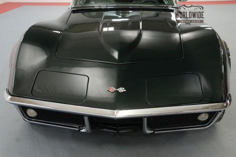 1969 Chevrolet CORVETTE 350V8 4-SPEED T-TOPS LUGGAGE RACK   Denver, CO   Worldwide Vintage Autos in Denver, CO