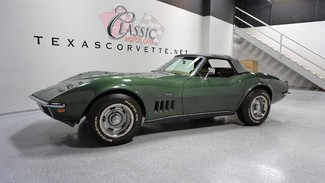 1969 Chevrolet Corvette in Lubbock Texas