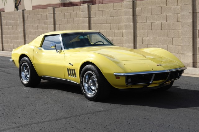 1969 Chevrolet Corvette For Sale In Phoenix, AZ