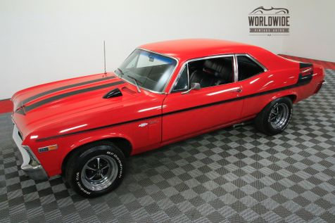 1969 Chevrolet NOVA SS YENKO TRIBUTE. 700R4. SUPERCHARGER. RESTORED | Denver, Colorado | Worldwide Vintage Autos in Denver, Colorado