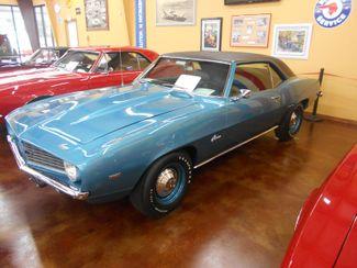 1969 Chevy Camaro COPO Blanchard, Oklahoma