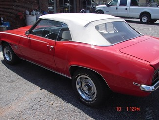 1969 Chevy camaro ss Spartanburg, South Carolina 3
