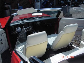 1969 Chevy camaro ss Spartanburg, South Carolina 6