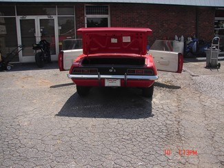 1969 Chevy camaro ss Spartanburg, South Carolina 7