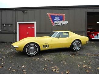 1969 Chevy Corvette - Oregon Showroom Newberg, Oregon