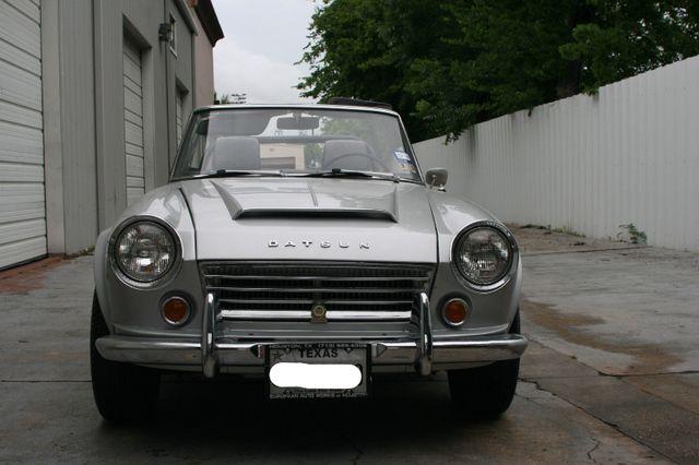 1969 Datsun 1600 Houston, Texas 0
