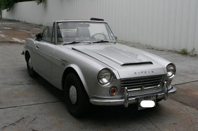 1969 Datsun 1600 Houston, Texas 1