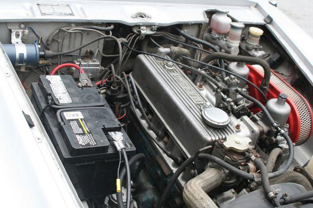 1969 Datsun 1600 Houston, Texas 8