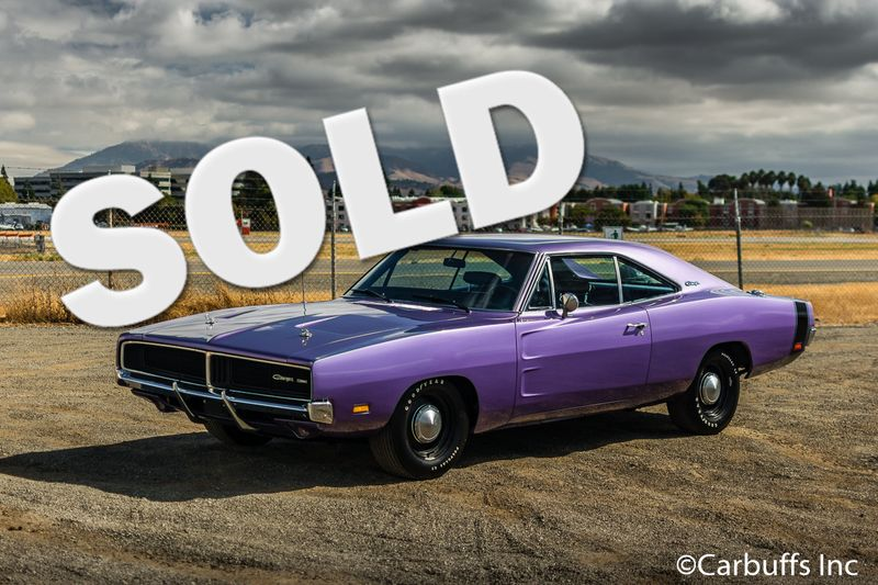 1969 Dodge Charger  | Concord, CA | Carbuffs