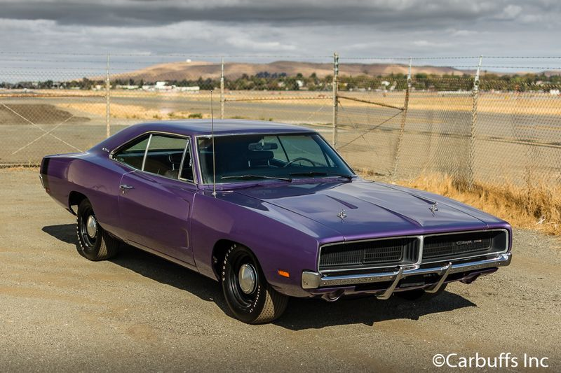 1969 Dodge Charger  | Concord, CA | Carbuffs in Concord, CA