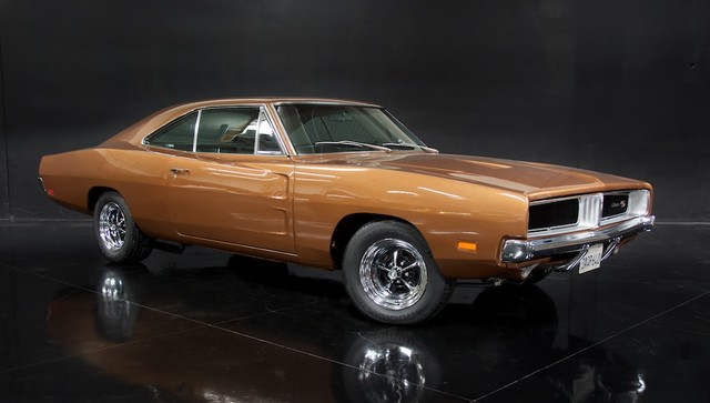 1969 Dodge CHARGER  | Milpitas, California | NBS Auto Showroom