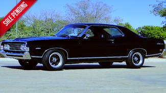 "1969 Ford FAIRLANE 500 SPORT COUPE ""M"" CODE 351W/290hp FACTORY A/C Phoenix, Arizona"