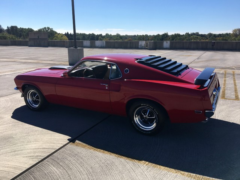 1969 Ford MUSTANG FASTBACK MACK 1 S CODE 390  in Bethel, Pennsylvania