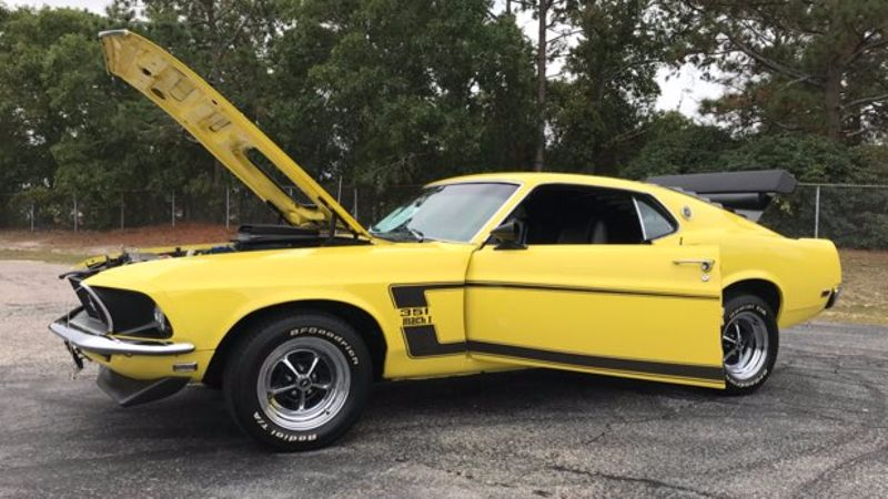 1969 Ford MUSTANG FASTBACK  in Hope Mills, NC