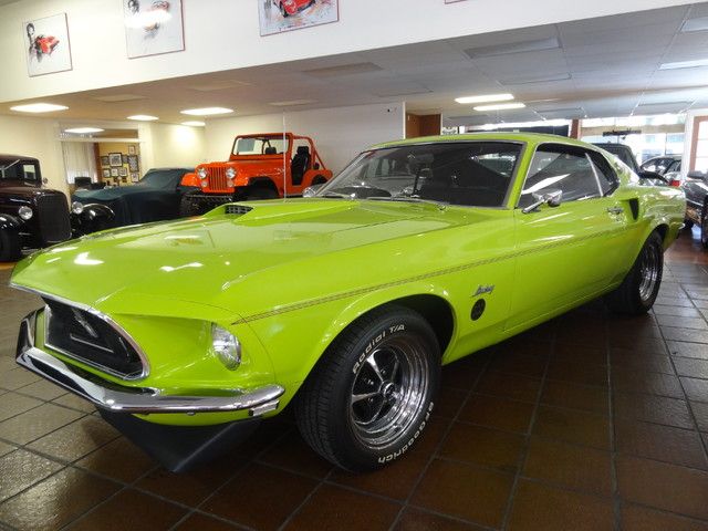 1969 Ford Mustang LE 600 San Diego, California 0