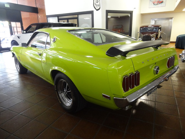 1969 Ford Mustang LE 600 San Diego, California 1