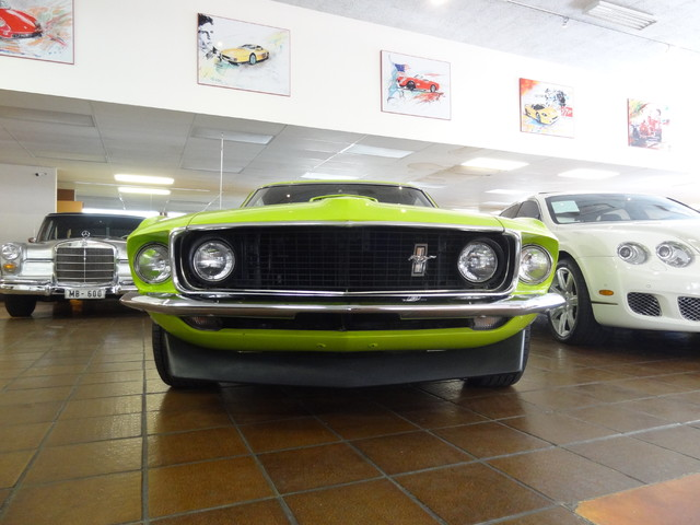 1969 Ford Mustang LE 600 San Diego, California 42