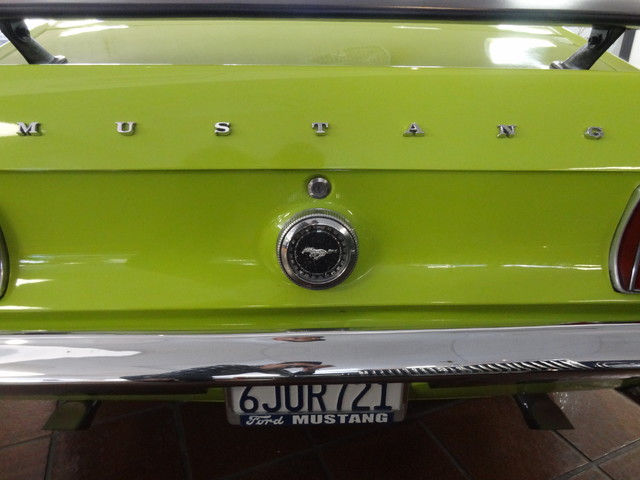 1969 Ford Mustang LE 600 San Diego, California 9