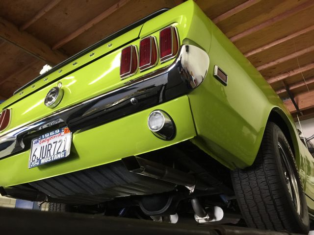 1969 Ford Mustang LE 600 San Diego, California 71