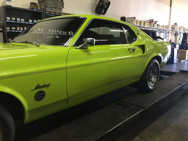 1969 Ford Mustang LE 600 San Diego, California 73