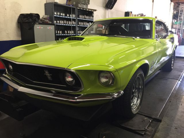 1969 Ford Mustang LE 600 San Diego, California 74