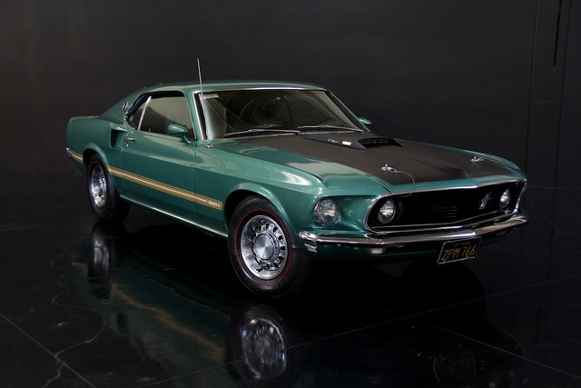 1969 Ford MUSTANG MACH 1 | Milpitas, California | NBS Auto Showroom