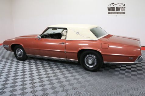 1969 Ford THUNDERBIRD ONE OWNER 17,230 ORIGINAL MILES T-BIRD | Denver, Colorado | Worldwide Vintage Autos in Denver, Colorado