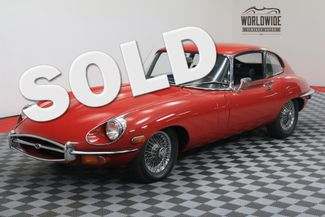 1969 Jaguar E TYPE LOW MILE COLLECTOR GRADE | Denver, Colorado | Worldwide Vintage Autos in Denver Colorado