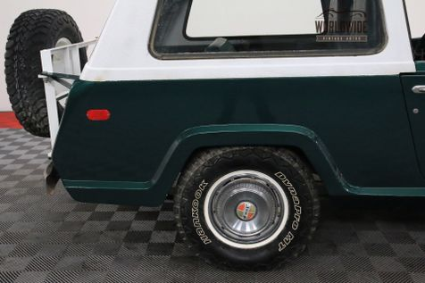 1969 Jeep COMMANDO 4X4 AUTOMATIC V6 A/C CONVERTIBLE TOP   Denver, Colorado   Worldwide Vintage Autos in Denver, Colorado