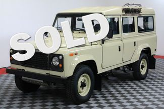 1984 Land Rover DEFENDER 110 COMPLETELY RESTORED 3.5 LTR V8 DEFENDER | Denver, CO | WORLDWIDE VINTAGE AUTOS in Denver CO