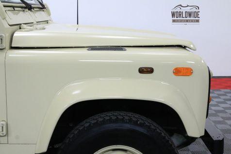 1984 Land Rover DEFENDER 110 COMPLETELY RESTORED 3.5 LTR V8 DEFENDER | Denver, CO | Worldwide Vintage Autos in Denver, CO