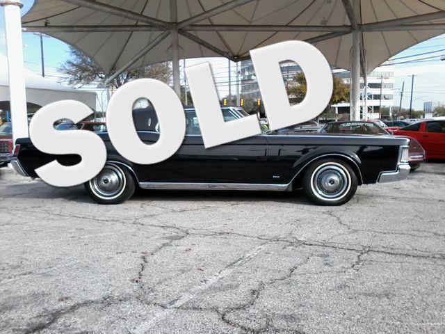 1969 Lincoln Continental Mark 111 San Antonio, Texas 0