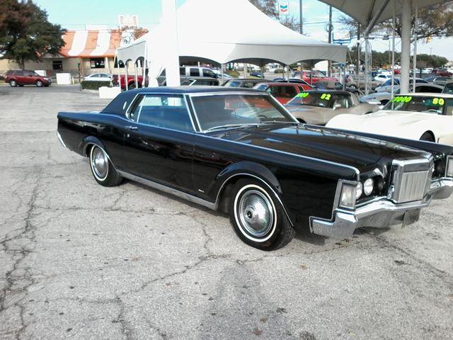 1969 Lincoln Continental Mark 111 San Antonio, Texas 1