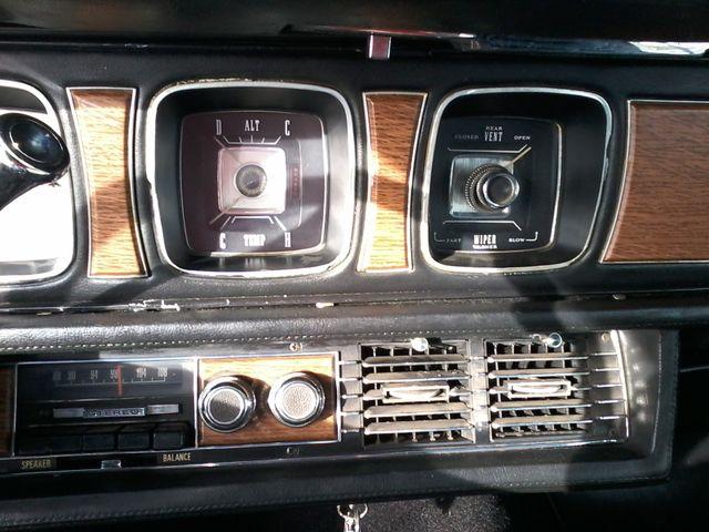 1969 Lincoln Continental Mark 111 San Antonio, Texas 21