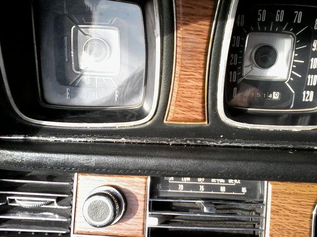 1969 Lincoln Continental Mark 111 San Antonio, Texas 23