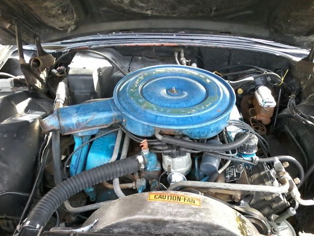 1969 Lincoln Continental Mark 111 San Antonio, Texas 43