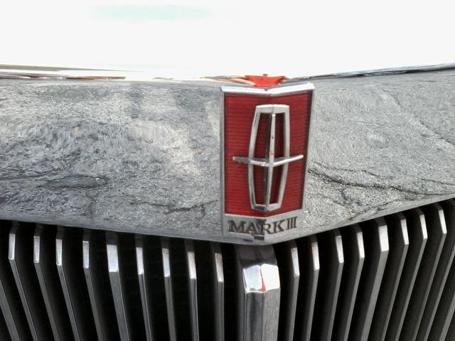 1969 Lincoln Continental Mark 111 San Antonio, Texas 31