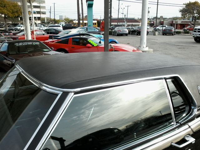 1969 Lincoln Continental Mark 111 San Antonio, Texas 32